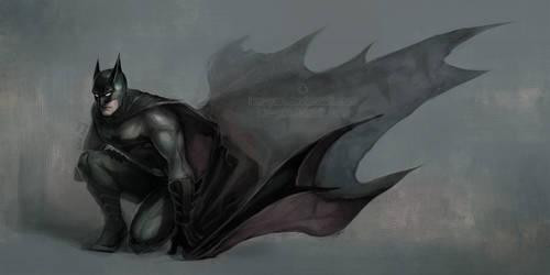 DC: the bat by len-yan