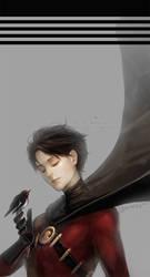 DC: red robin by len-yan