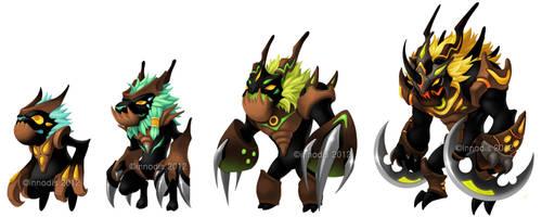 Defen-G 2: guardians