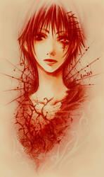 Thorns n Webs by len-yan