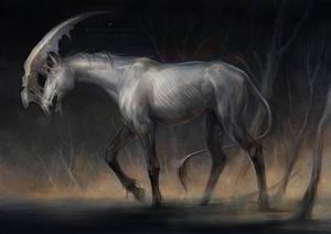 marshland unicorn