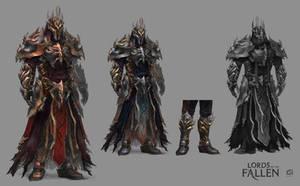 LOTF demonic cleric by len-yan