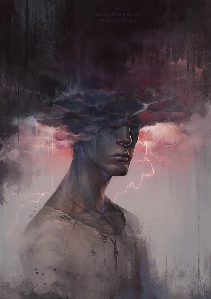 overcast by len-yan