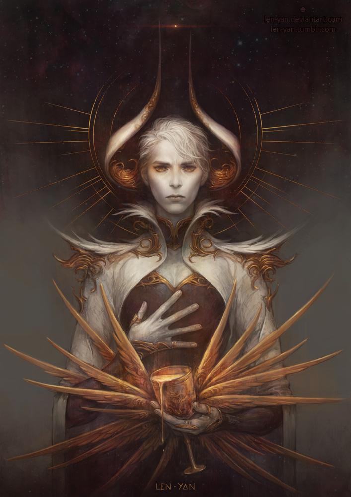 Alnath, Dios del Equilibrio The_ascended_by_len_yan-daq7soj