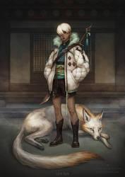 familiar by len-yan