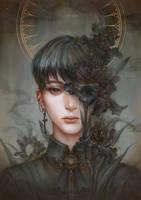 iris by len-yan