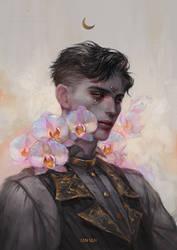orchid by len-yan