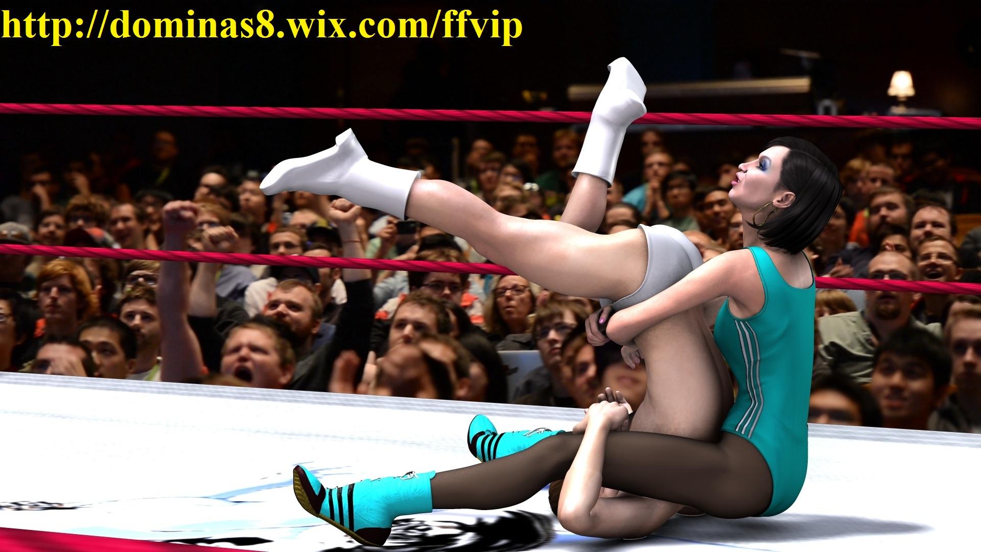 Teen Mixed Wrestling 35