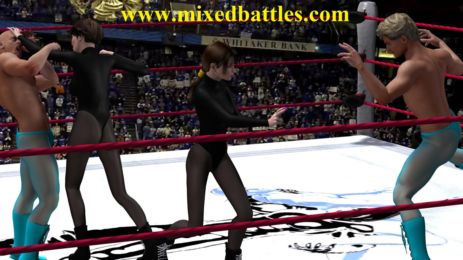 The fuck female tag team domination 2:26?