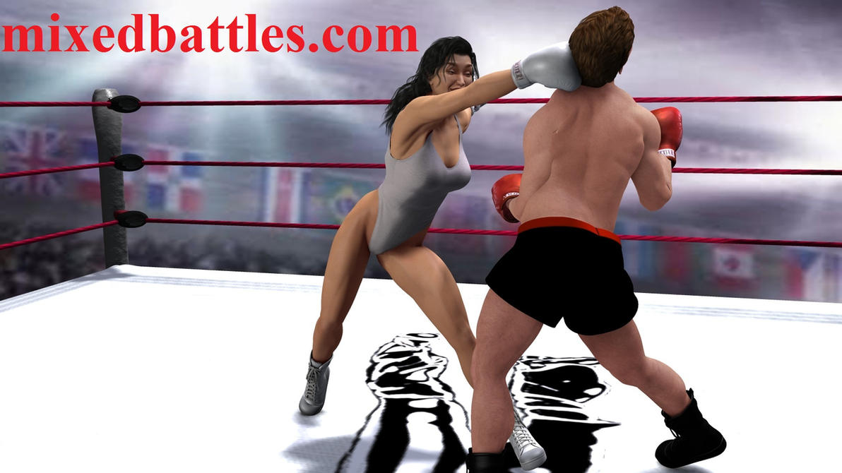 http://mixedbattles.com intergender boxing by q1911