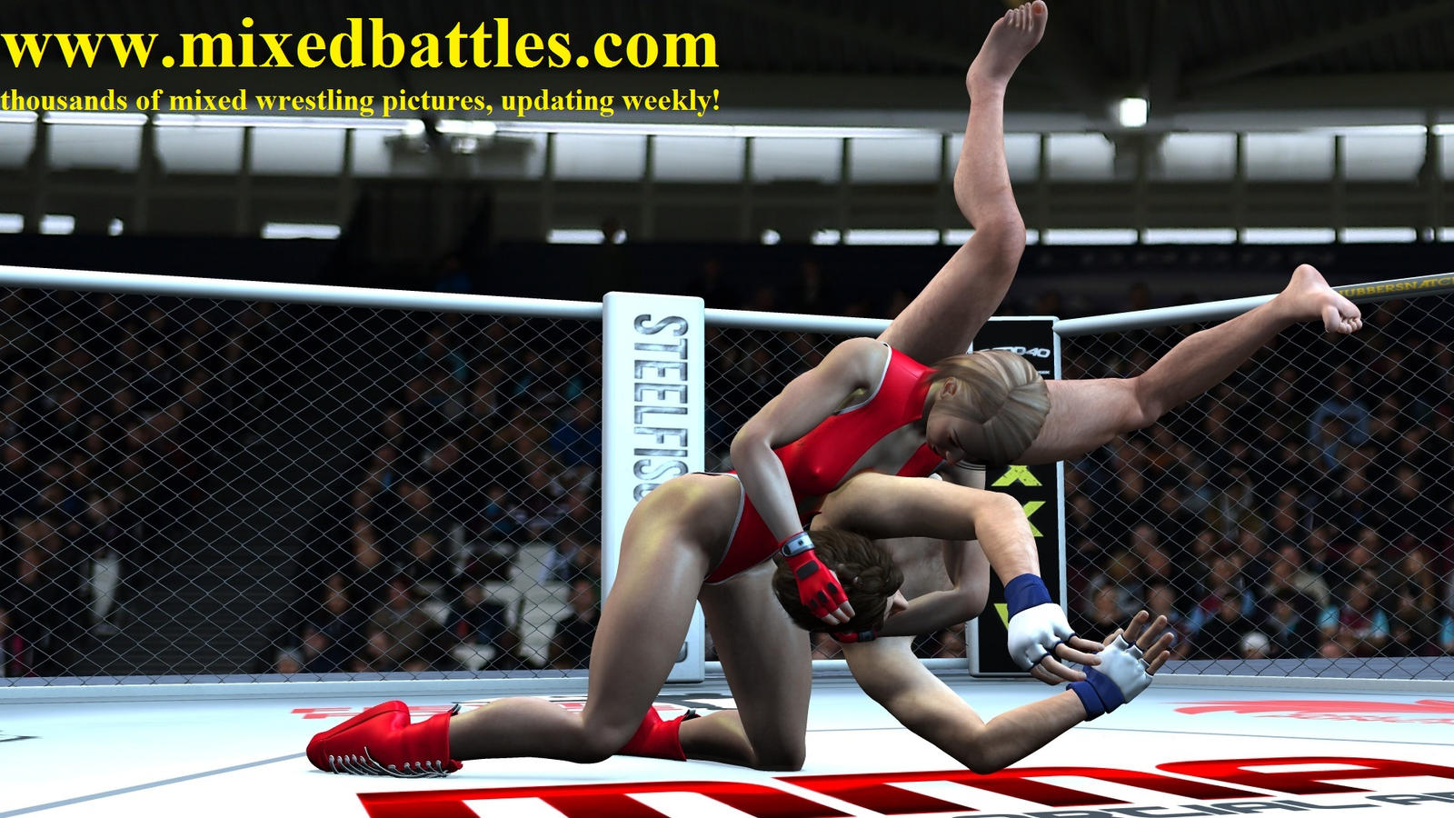 Wrestling cfnm Cfnm: 245