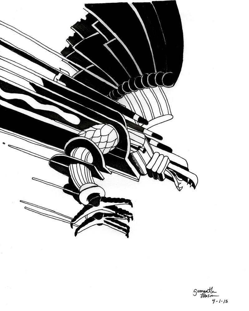 The hellion judas priest by heartmongersam on deviantart for Painkillers for tattoos