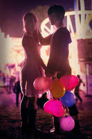 Luka Megurine (JbF) - Love is like a Ballon by CupcakeStar-Xx