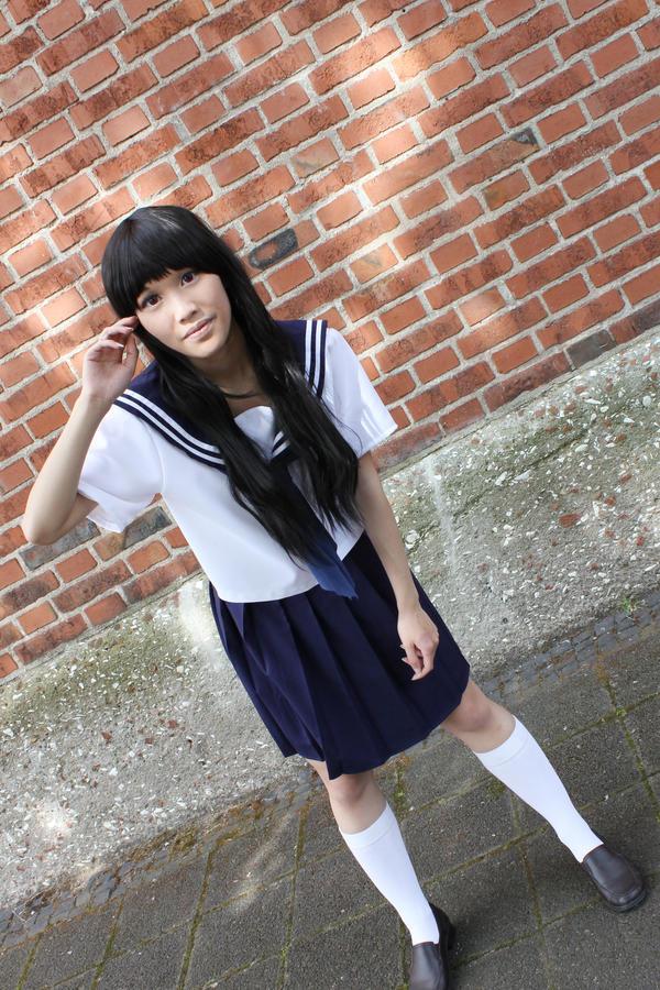 Chitanda Eru (Hyouka) ~ by CupcakeStar-Xx