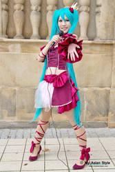 Miku Hatsune ~ Romeo and Cinderella (Project Diva)