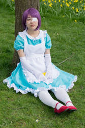 Chihiro Shindou (ef a tale of memories) ~ Alice