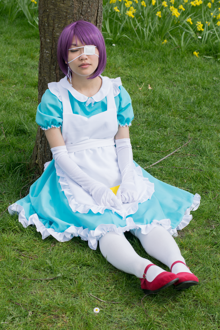 Chihiro Shindou (ef a tale of memories) ~ Alice by CupcakeStar-Xx