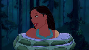 Kaa And Pocahontas