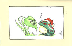 Christmas card design 3 by herby62