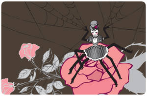Little Miss Spider -Toshiba- by herby62