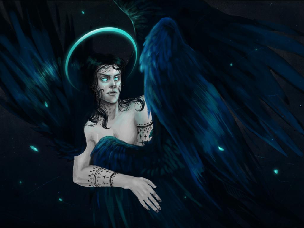 the rustle of wings by Arabella87