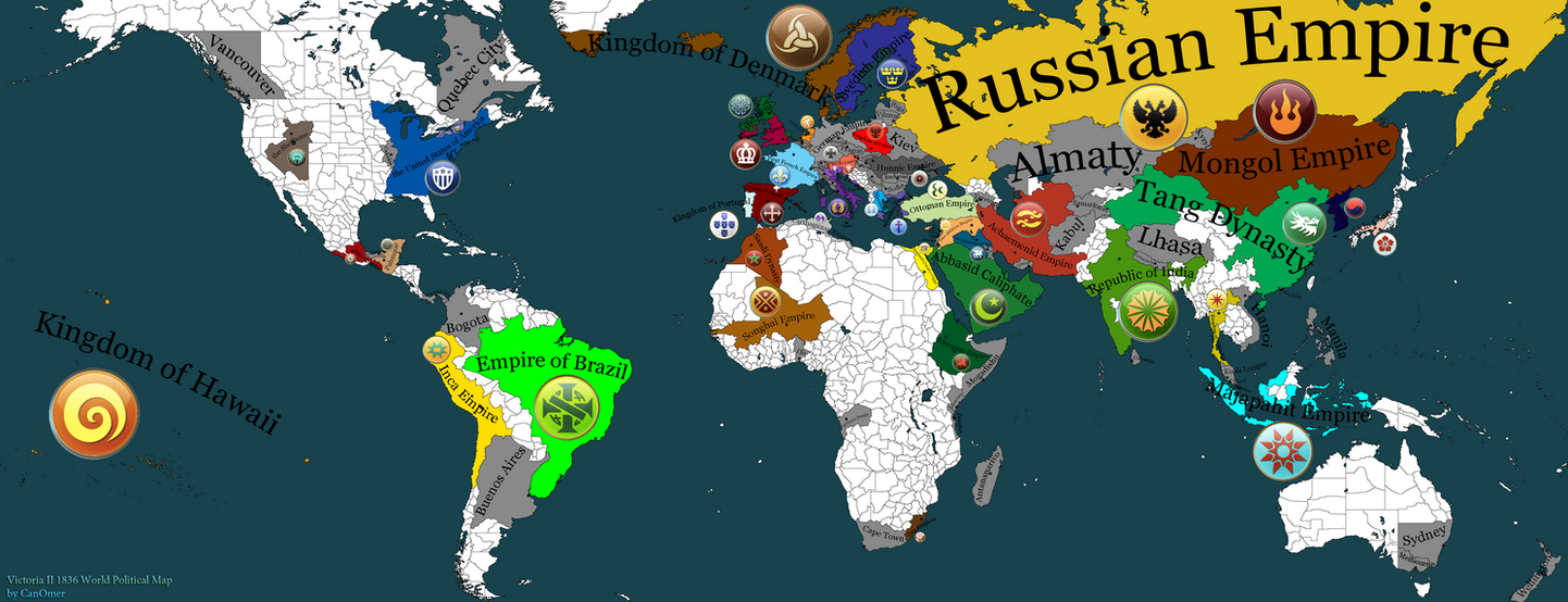 World map with nations based on civilization v by bluesolid100 on world map with nations based on civilization v by bluesolid100 gumiabroncs Gallery
