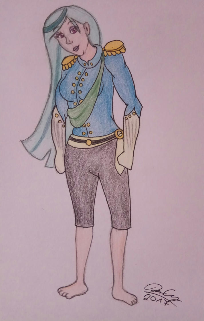 [RQ #111] - Maria Hyde  by CartoonLover20