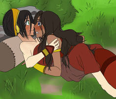 AtLA - Y-you should watch where you're going by Kasanra