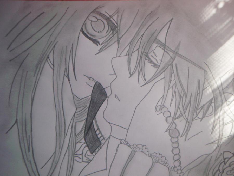 Kaname x Yuuki by Keyblader93