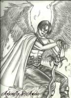 Raziel Angel Wings by AntonellaDAmato