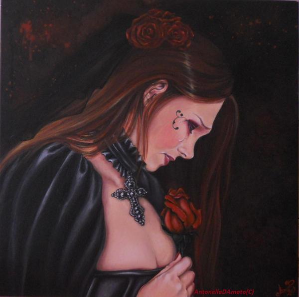 La Clameur Du Silence by AntonellaDAmato