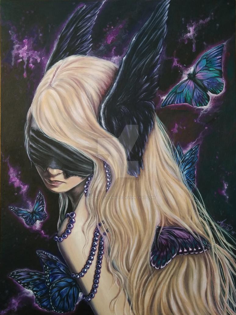 Blind Butterflies by AntonellaDAmato