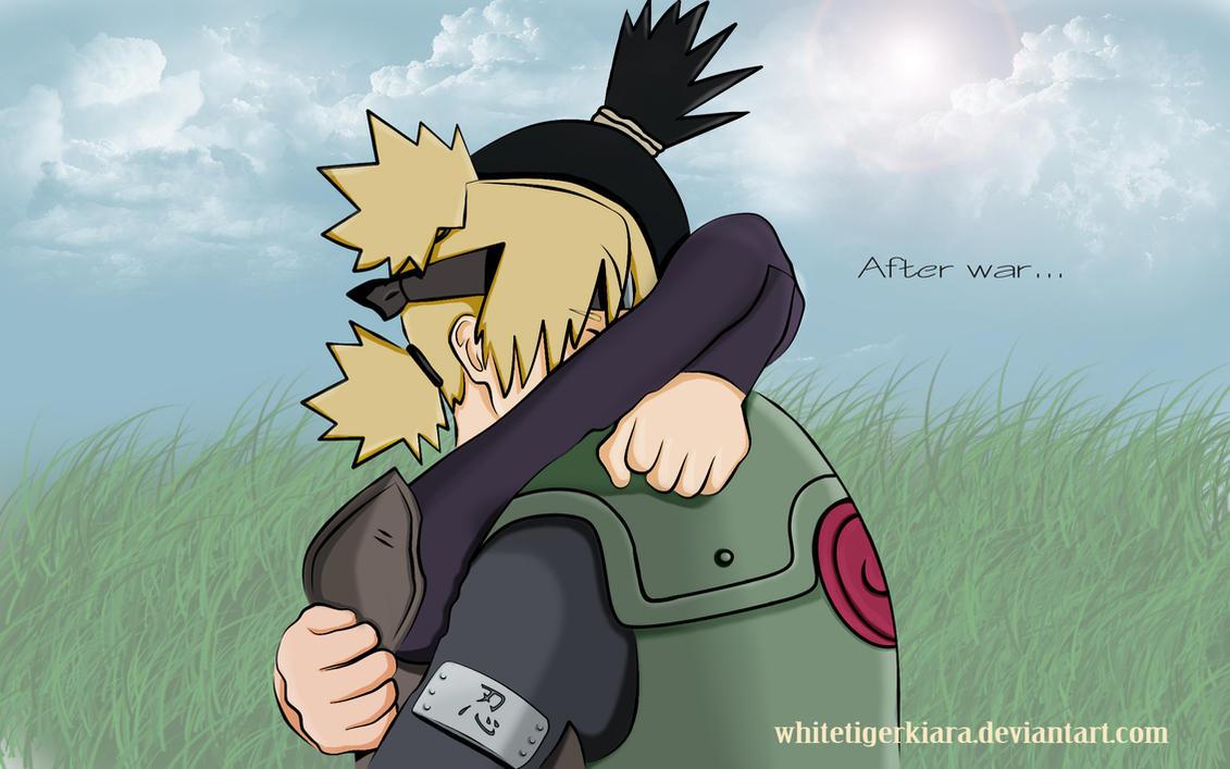 After war (colour version) by WhiteTigerKiara