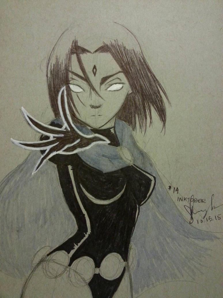 Raven #14 by ch3rrycak3s