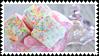 #Cute Stamp Food o1 by macaronbonbon