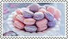 #Cute Stamp Food o3 by macaronbonbon