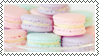 #Cute Stamp Food o4 by macaronbonbon