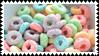 #Cute Stamp Food o7 by macaronbonbon