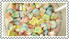 #Cute Stamp Food 1o by macaronbonbon