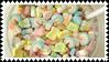 #Cute Stamp Food 1o by macaronbonbon