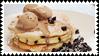 #Cute Stamp Food 15 by macaronbonbon