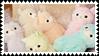 #Cute Stamp Stuff 08 by macaronbonbon
