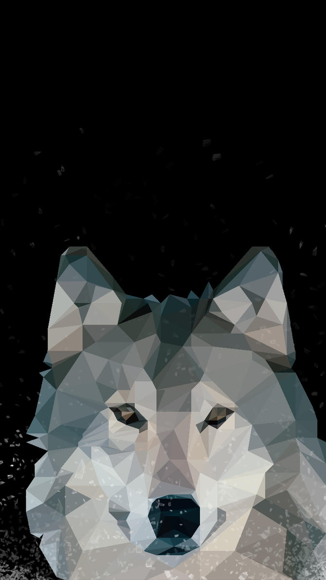Wallpaper iphone gray - Gray Wolf Iphone 6 Wallpaper By Lunarks
