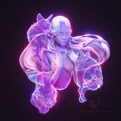 Untamed Spirit - Neon