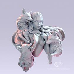 Untamed Spirit - Clay