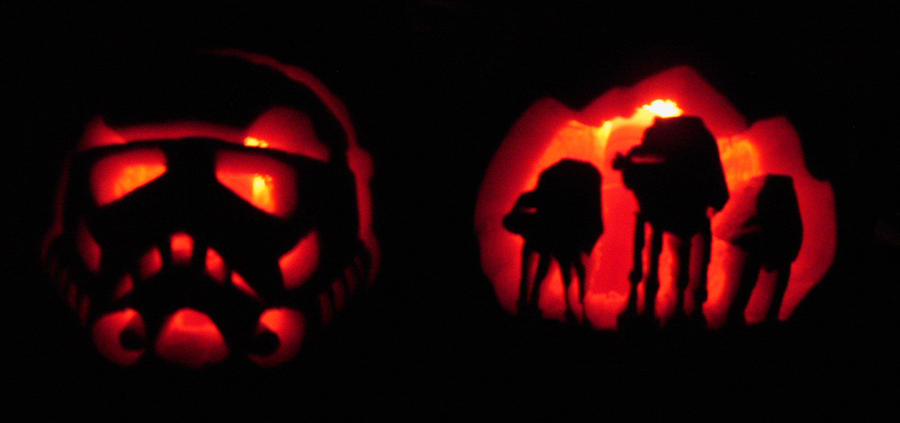 Halloween 2010 Imperial Forces by DarthZemog