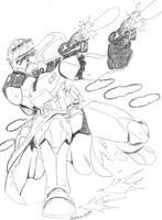 Commander Deviss by DarthZemog