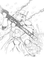 Commander Bacara by DarthZemog