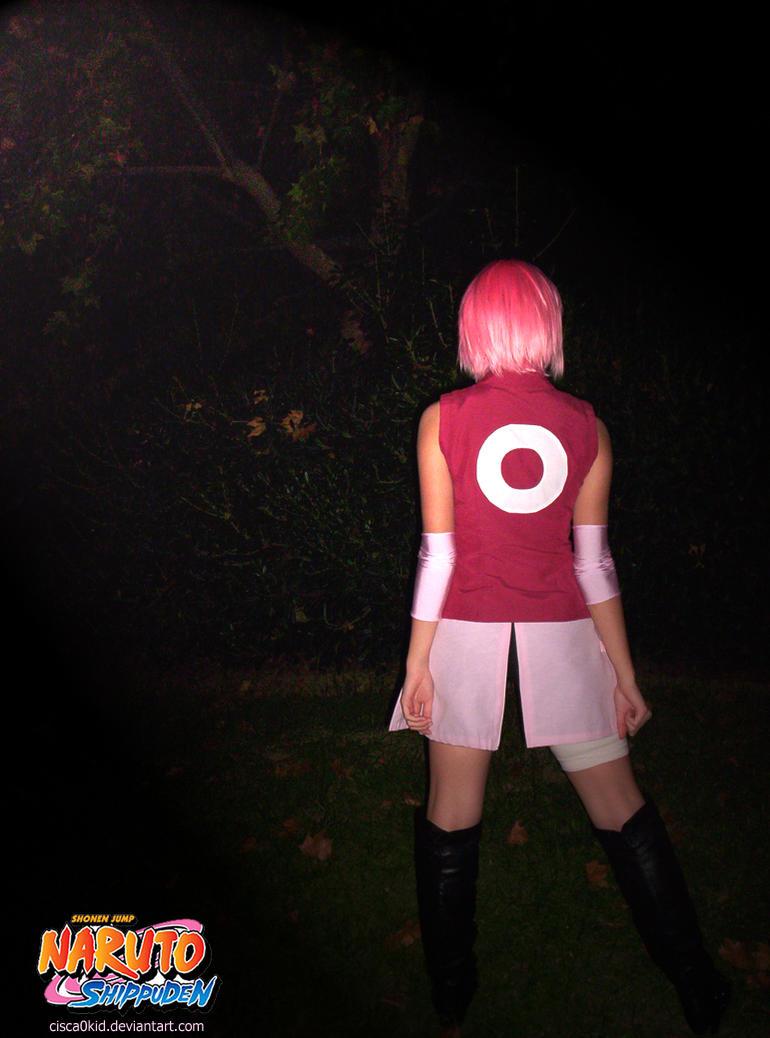 Sakura cosplay 8D by Cisca0Kid