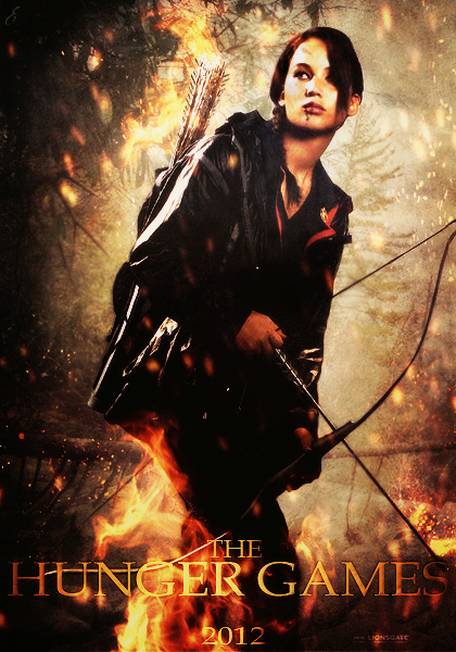 Hunger Games Poster III by Adipose620